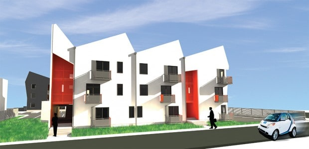 45-Unit Apartment Development Announced in Franklinton